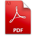 adobe document file icon